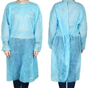 Non-woven Isolation Gowns