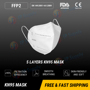 KN95 Face Masks – 5 layers