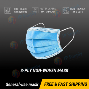 Disposable Mask 3-ply
