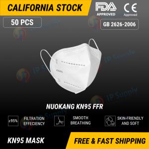 NUOKANG KN95 FDA CE CDC Approved Respirator Face Mask