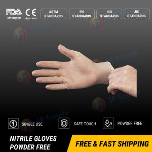 Vinyl Gloves – Powder-free