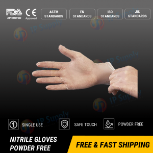 Vinyl Gloves - Powder-free